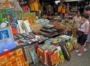 Pasar Ubud 1