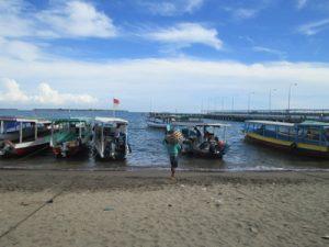 Boat to Gili Trawangan 2