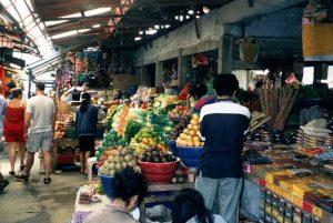 Pasar Buah Candikuning