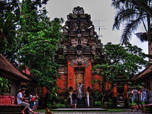 Puri Saren Agung Ubud