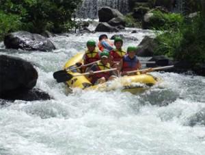 Rafting Telaga Waja 3