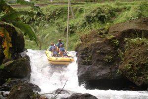 Rafting Telaga Waja 4